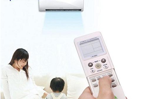 Chọn sai chế độ trên điều khiển máy lạnh gây thổi hơi nóng