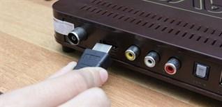 Cách kết nối Android tivi Sony với đầu thu kỹ thuật số An Viên (AVG)