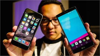 Tiền lời bán smartphone quý vừa qua của LG chỉ đủ mua 235 chiếc... iPhone 6