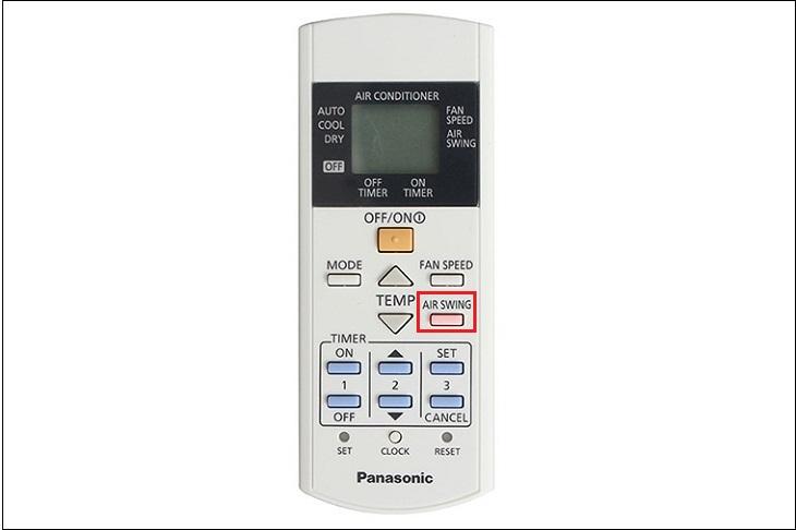 Hướng dẫn cách dùng điều khiển điều hòa Panasonic Inverter