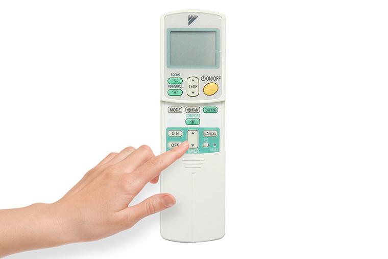 Cách sử dụng điều khiển máy lạnh Daikin FTKC Series