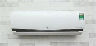 Cách sử dụng điều khiển máy lạnh LG V13APM