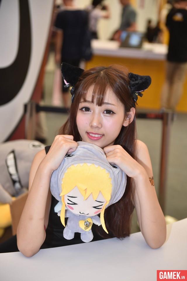 Showgirl ChinaJoy 2015