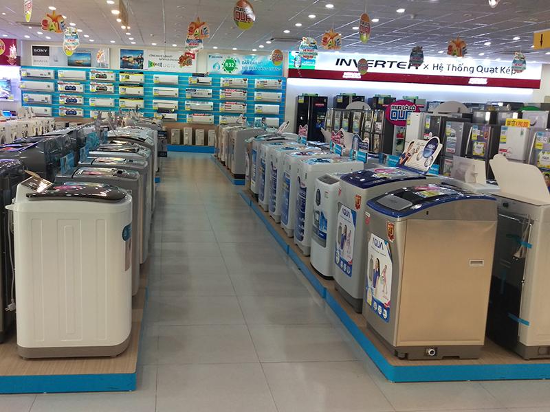 Siêu thị Điện máy XANH 416 Hậu Giang, Q.6, Hồ Chí Minh