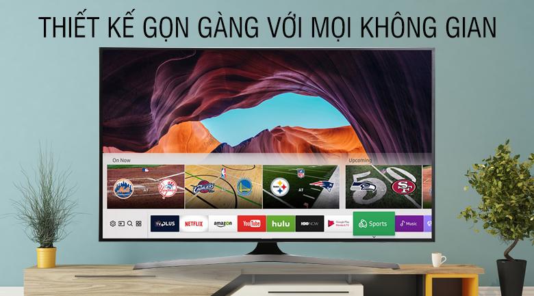 Smart Tivi Samsung 4K 49 inch UA49MU6100