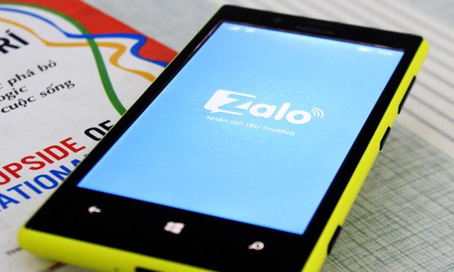 Ứng dụng Zalo