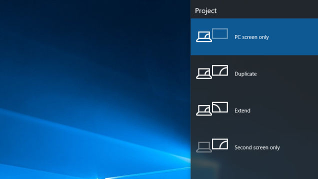 Hình ảnh, video và hiển thị trên Windows 10