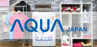 Bảng mã lỗi máy giặt AQUA (Sanyo)