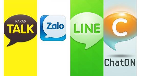 Thành công của ứng dụng Zalo 2