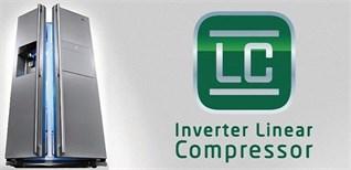 Công nghệ Linear Inverter trên tủ lạnh LG có lợi ích gì?