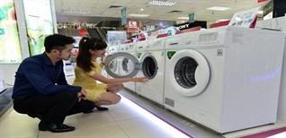 Các dòng máy giặt LG 2015