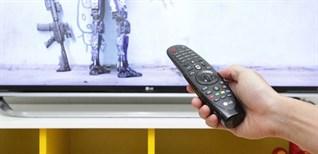 Những điều cần biết về điều khiển thông minh Magic remote của Smart tivi LG