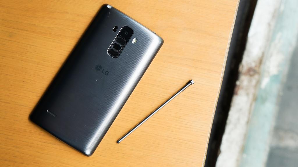 Đánh giá chi tiết LG G4 Stylus