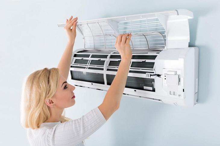 Giữ vệ sinh máy lạnh thường xuyên