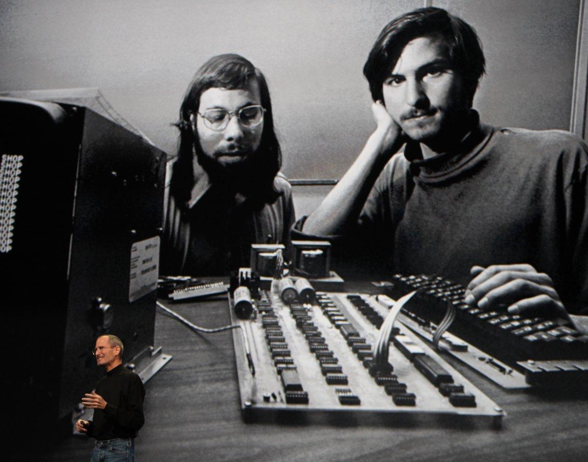 Apple được sáng lập!