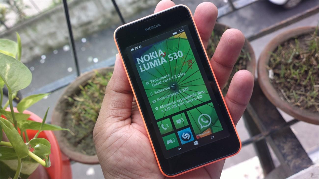 Windows 10 Mobile chỉ có thể cài trên dế có bộ nhớ trong tối thiểu là 8GB