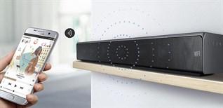 Hướng dẫn cách kết nối điện thoại với loa thanh Samsung qua Bluetooth