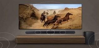Hướng dẫn kết nối tivi Samsung với loa thanh Samsung bằng cáp Optical