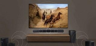 Hướng dẫn kết nối tivi Samsung với loa thanh Samsung bằng TV Sound Connect