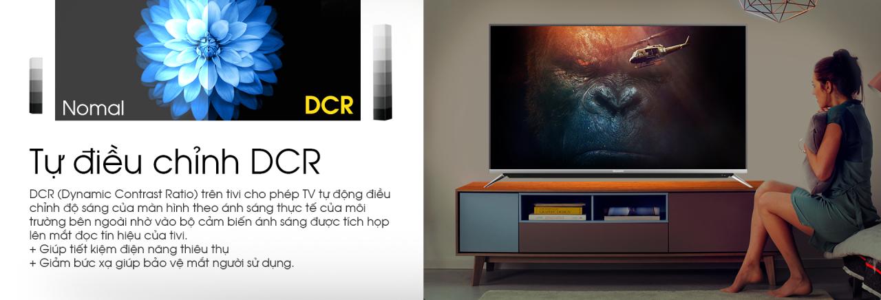 Công nghệ DCR
