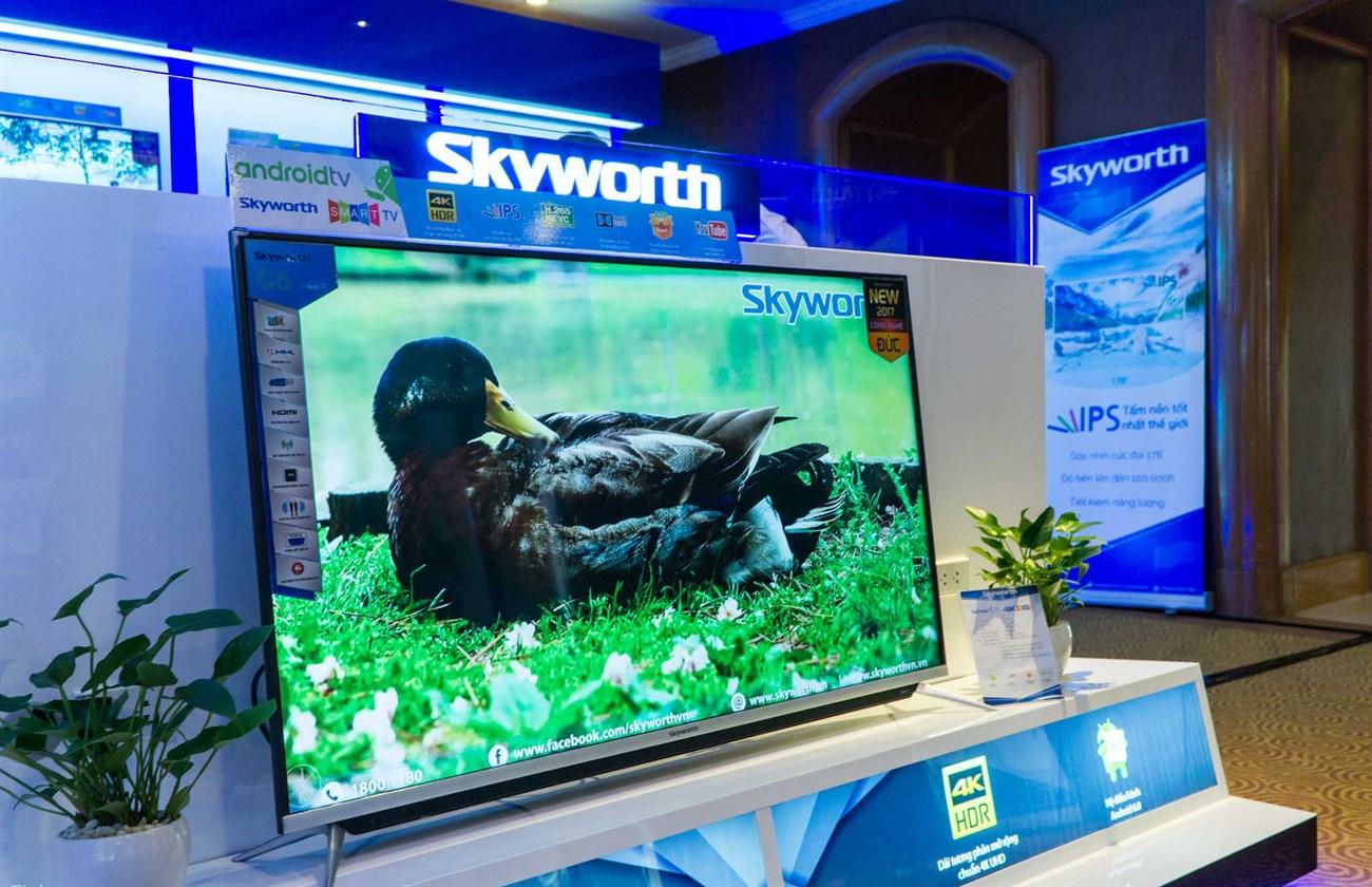 Tivi Skyworth có tốt không? Có nên mua không?