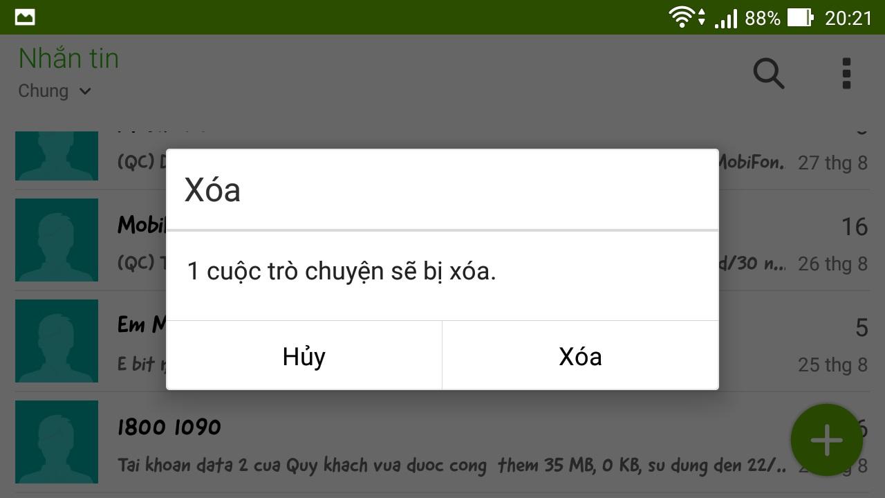 Lỡ tay xóa nhầm tin nhắn trên điện thoại Android, làm sao để khôi phục lại?