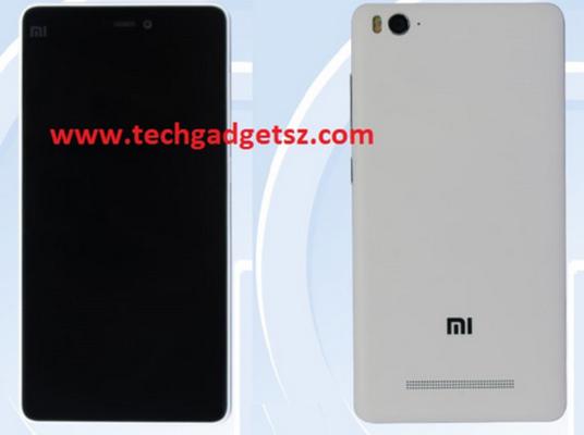 Xiaomi Mi 4c được TENAA chứng nhận