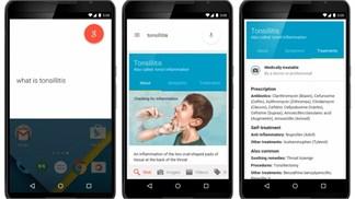 Google sẽ giúp bạn dễ dàng tìm kiếm thông tin chi tiết khoảng 900 căn bệnh