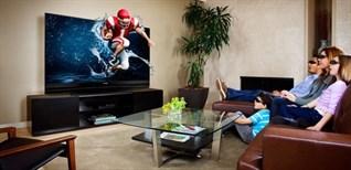Cách kích hoạt và sử dụng kính 3D để xem tivi 3D