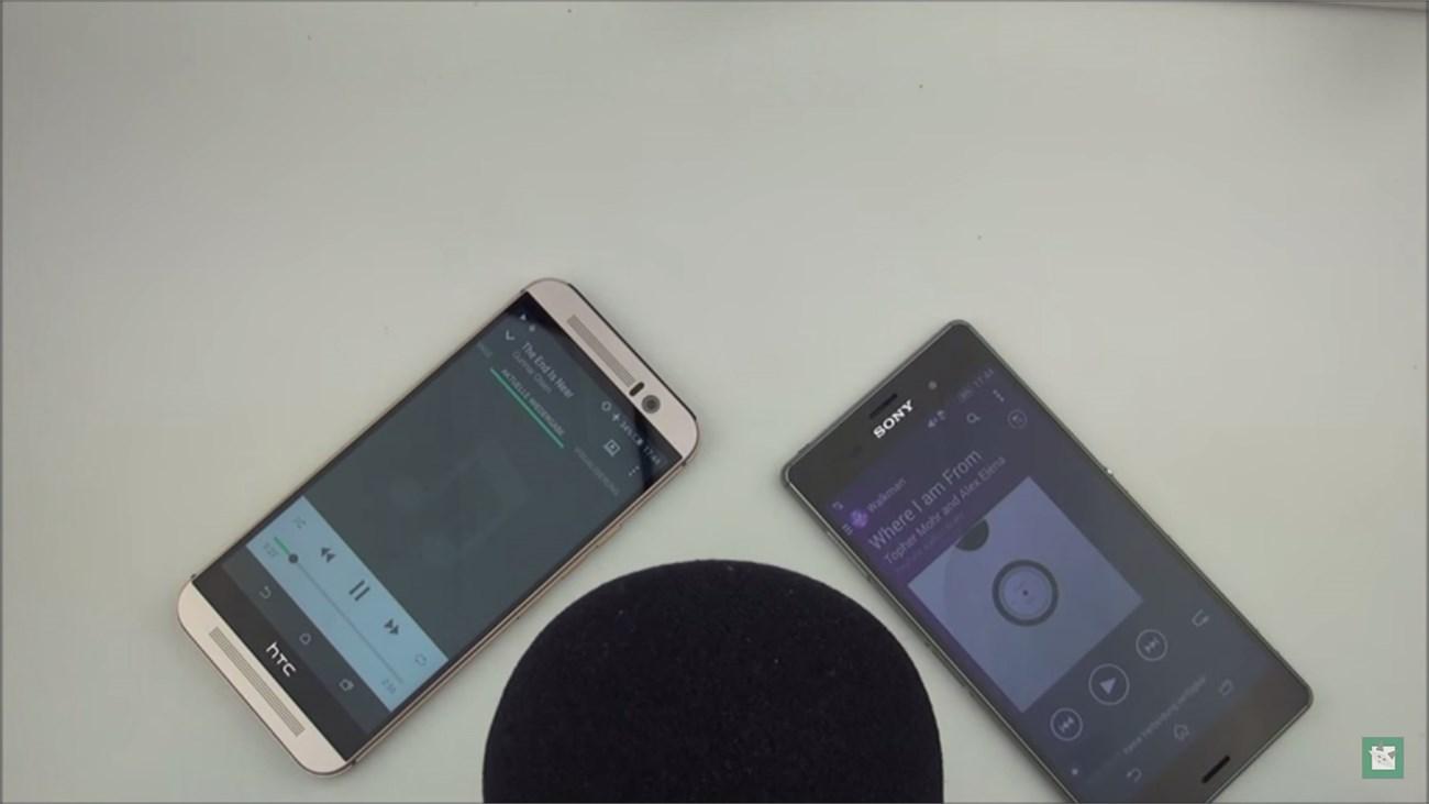 Walkman vs BoomSound