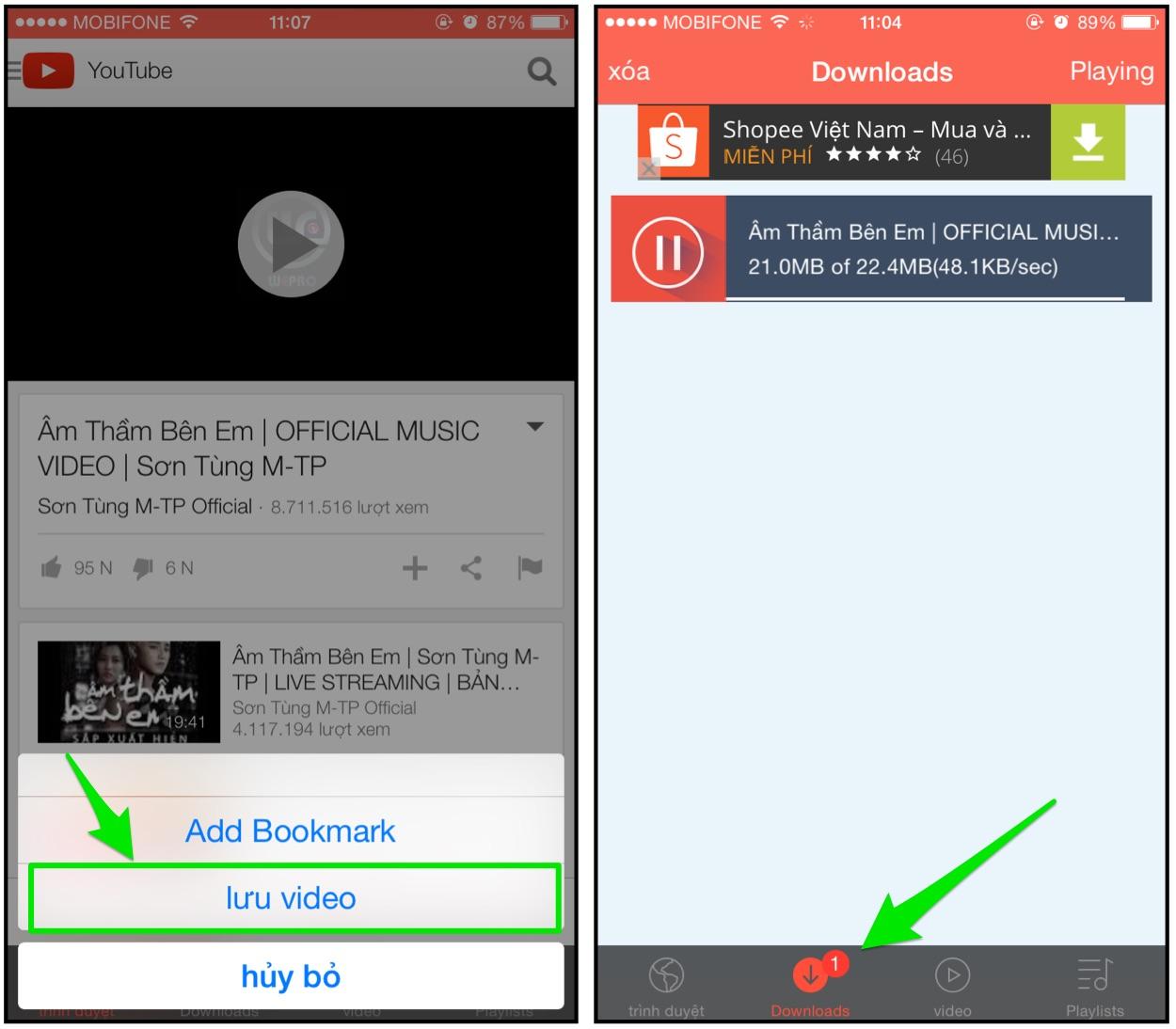 Làm thế nào để tải video Instagram trên iPhone, iPad nhanh chóng?