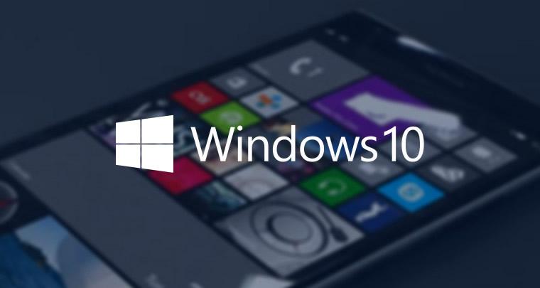 Windows 10 Mobile sắp ra mắt