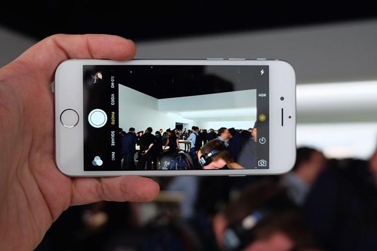 Camera sau trên iPhone được nâng cấp mạnh mẽ
