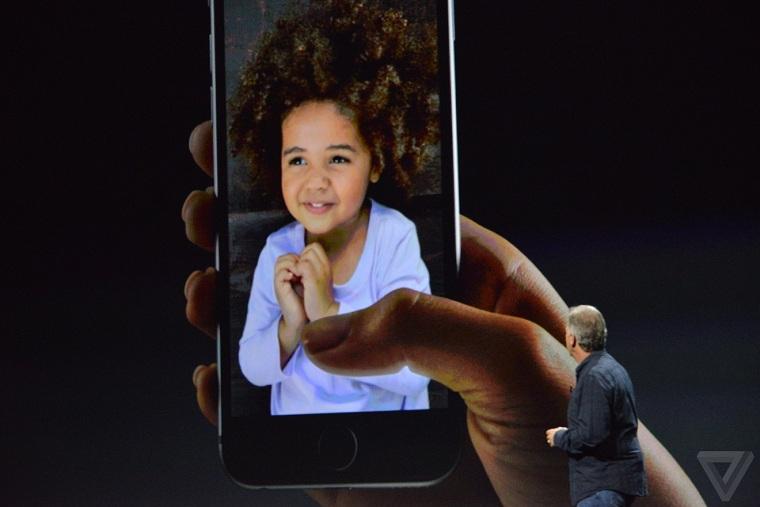 Tính năng Live Photos trên iPhone 6S