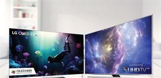 Nên chọn tivi LG hay Samsung? Tivi nào sẽ phù hợp với gia đình bạn?