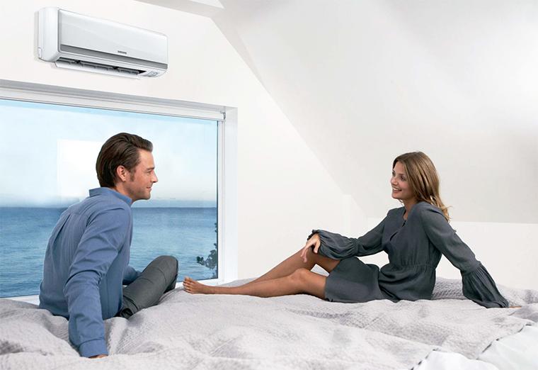 Chọn máy lạnh đúng công suất giúp tiết kiệm điện