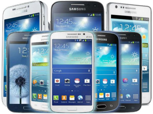 Samsung tiếp tục cạnh tranh với Apple về số lượng điện thoại xuất xưởng