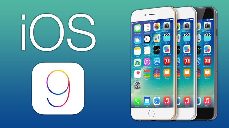 iOS đã nâng cấp iOS 9 - hình 1