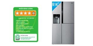 Nhãn năng lượng trên tủ lạnh