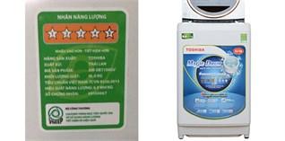 Ý nghĩa và cách đọc nhãn năng lượng trên máy giặt