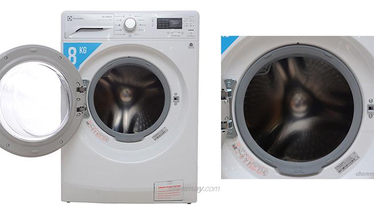 Thiết kế lồng giặt độc đáo giúp bảo vệ quần áo tốt hơn