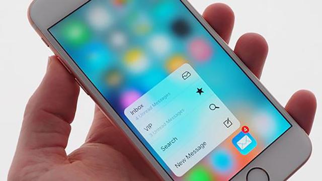 Dùng Activator chuyển tính năng 3D Touch trên iPhone 6s lên iPhone thế hệ cũ