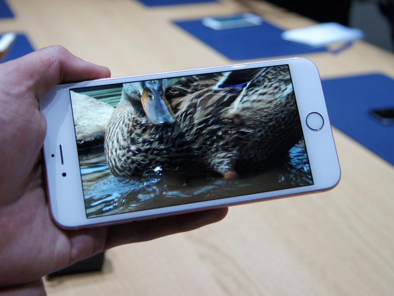 Chất lượng phim 4K khi kết hợp với tính năng OIS trên iPhone 6s Plus đến đâu?