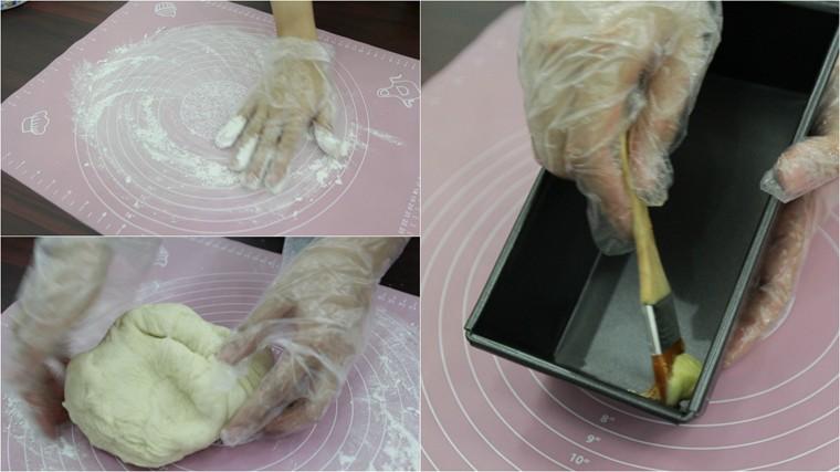 Ủ bánh lần 1
