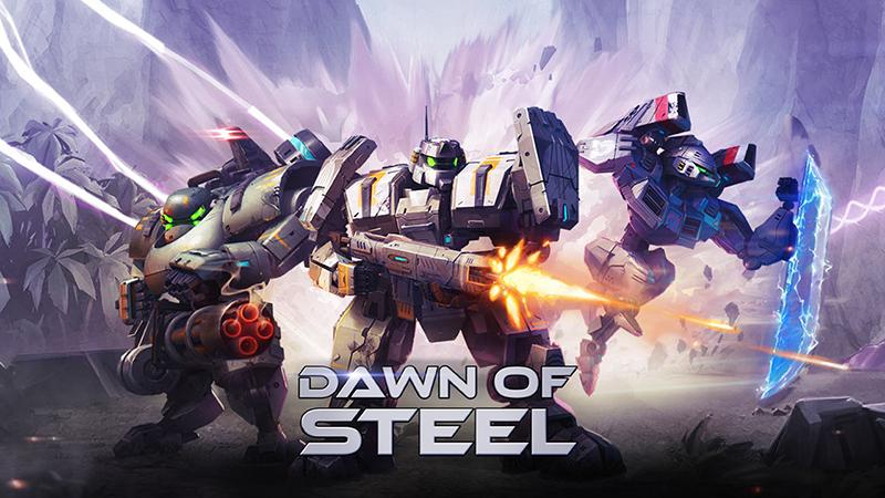 Dawn of Steel: Siêu phẩm chiến thuật chính thức ra mắt