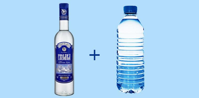 Dùng Vodka để tẩy vết ố trên quần áo