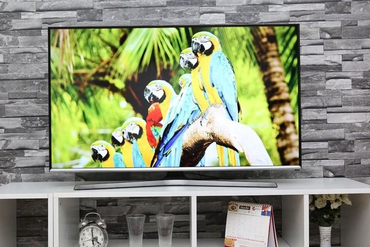 Smart tivi được ưa chuộng của Samsung