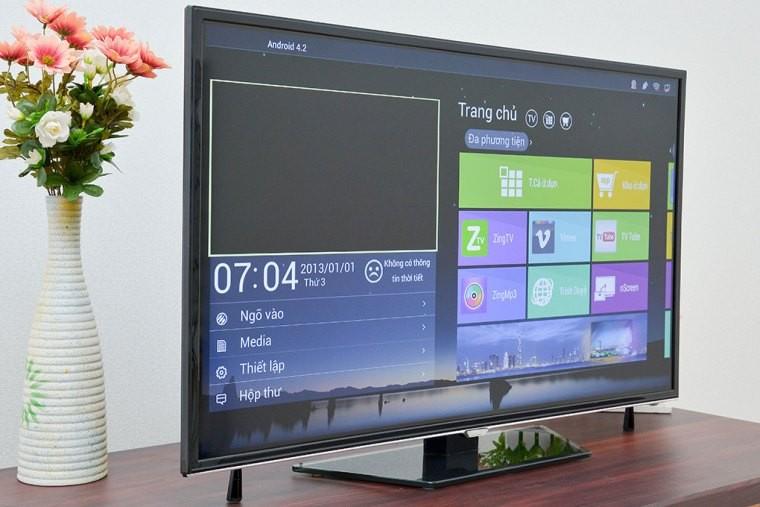Smart tivi hệ điều hành Android