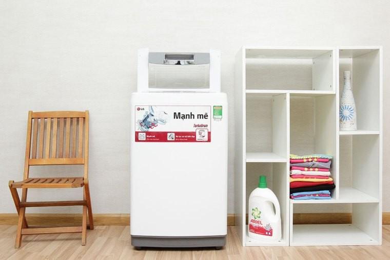 Khối lượng giặt 7.5 kg phù hợp với gia đình có 4-5 thành viên