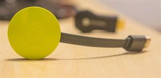 Google giới thiệu Chromecast mới
